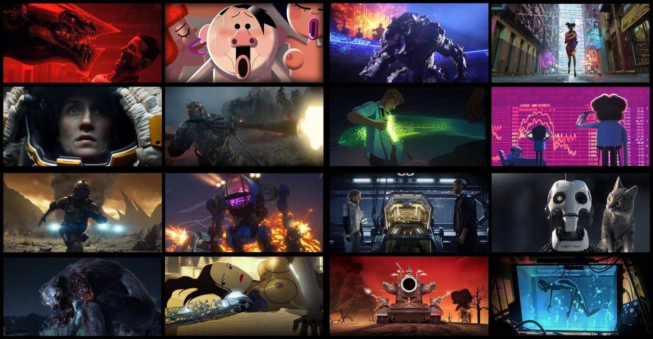 Дата выхода серий 2 сезона Любовь, Смерть и Роботы Любовь, Смерть и Роботы