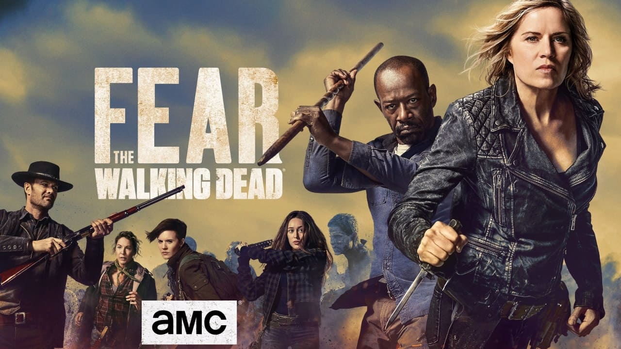 Дата выхода 6 сезона Бойтесь ходячих мертвецов