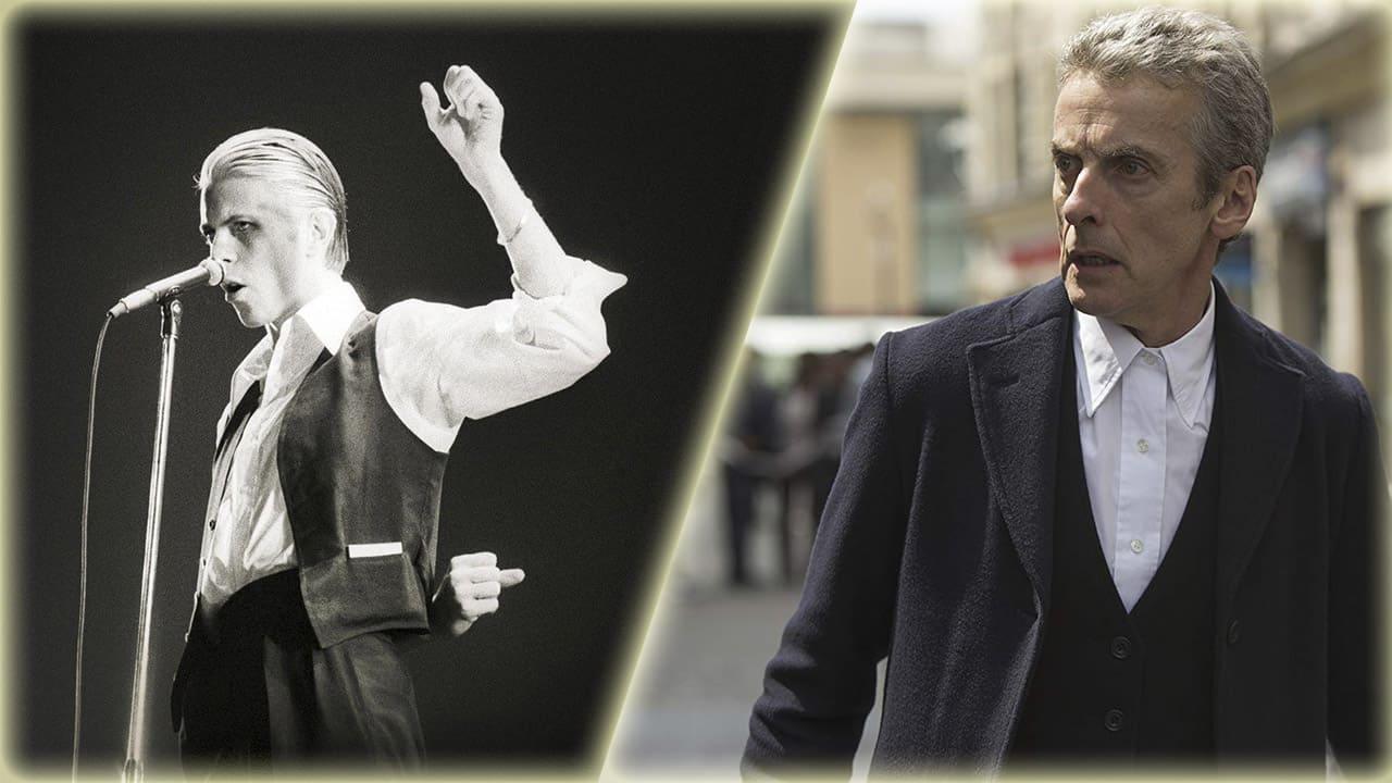 Дэвид Боуи и 12-й Доктор Кто