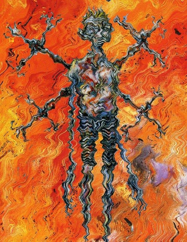 Картины Клайва Баркера