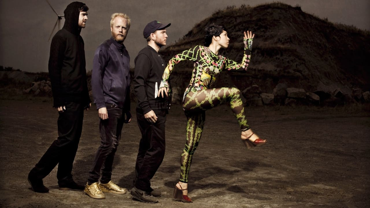 Little Dragon - шведская электронная группа из Гётеборга