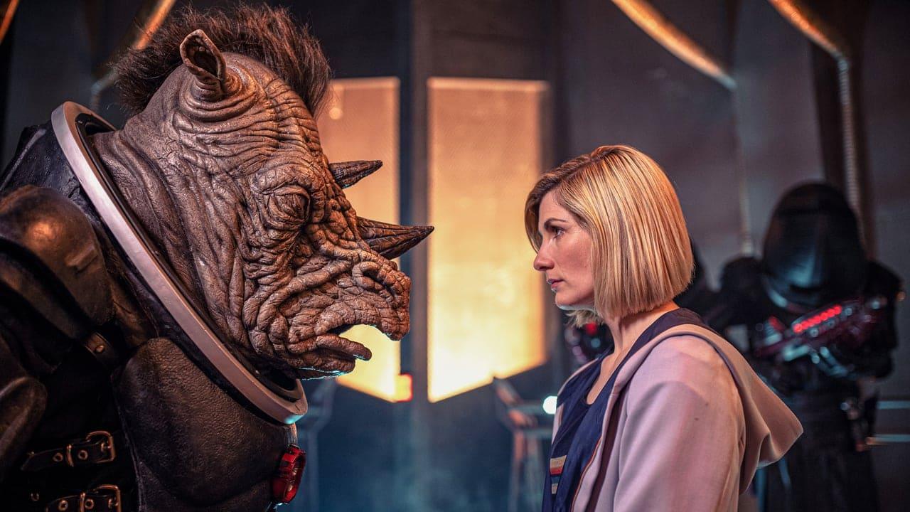 Новые приключения Доктора Кто в 13 сезоне