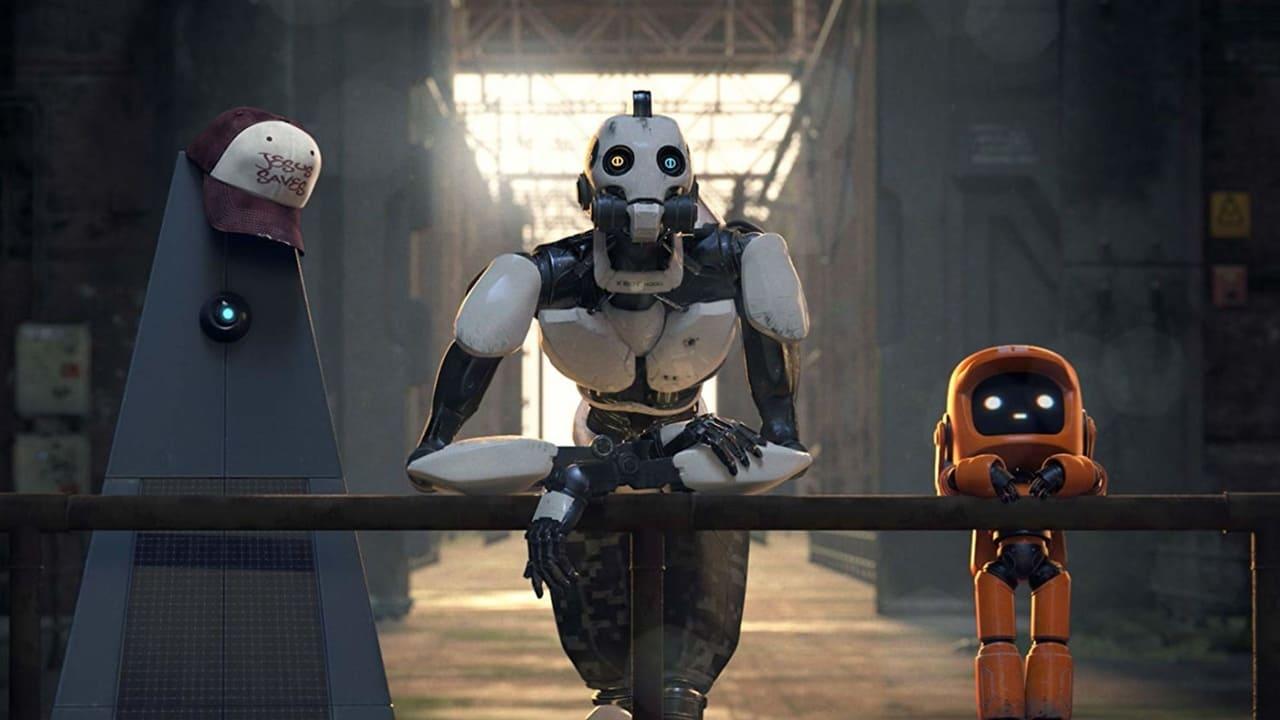 Три робота в Любовь, Смерть и Роботы