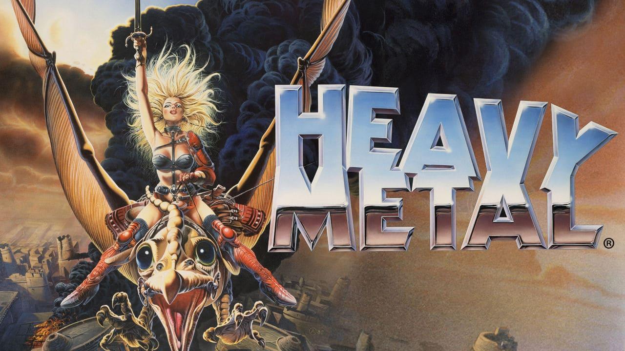 Тяжёлый металл (Heavy Metal)