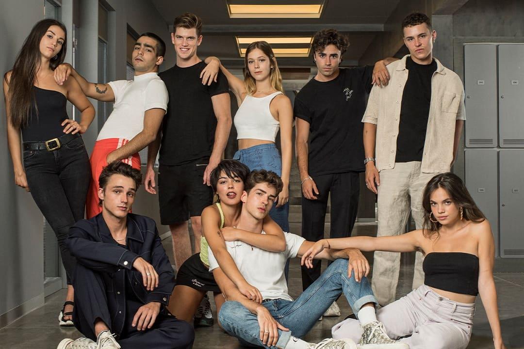 Актёры и дата выхода 4 сезона Элиты