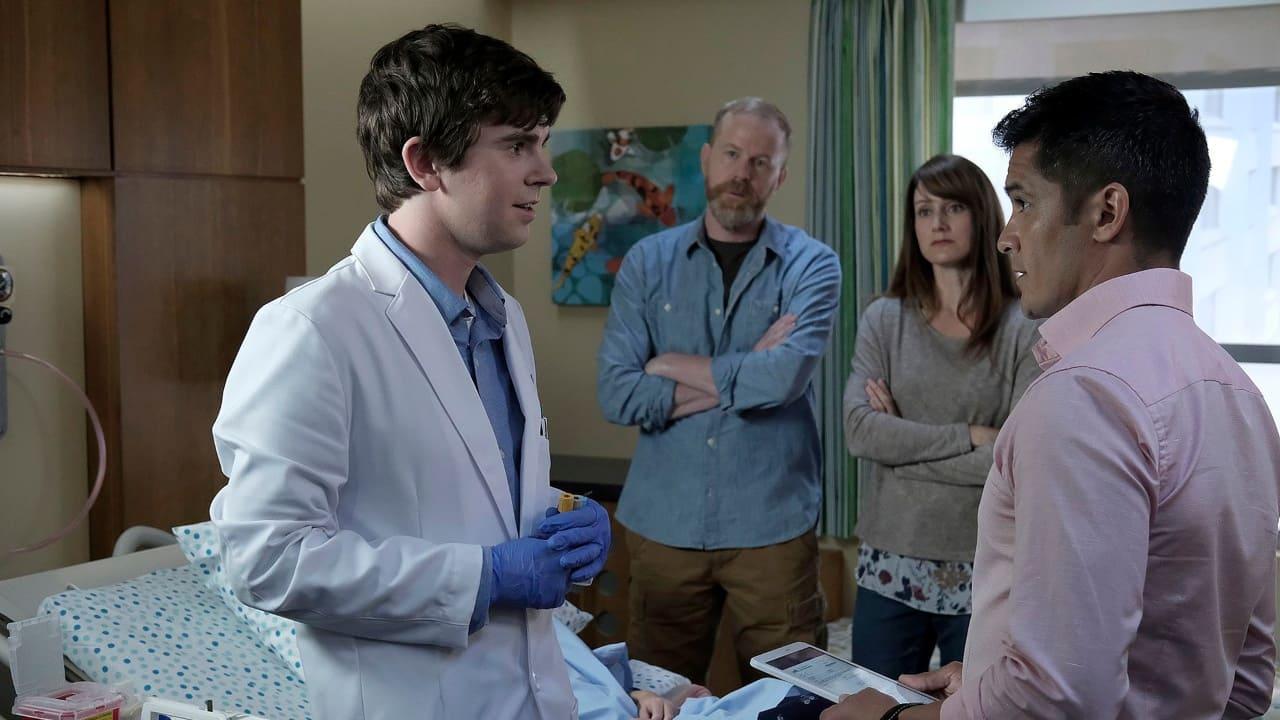 Дата выхода 4 сезона сериала Хороший доктор