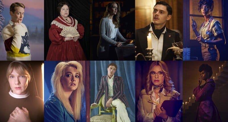 Актёры 10 сезона Американской истории ужасов