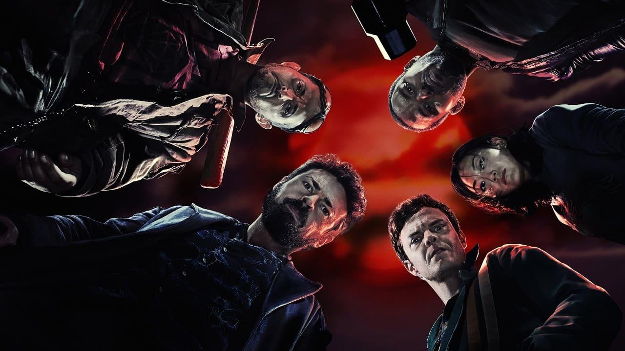 Дата выхода 3 сезона Пацаны