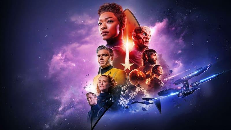 Дата выхода 4 сезона Звёздный путь Дискавери