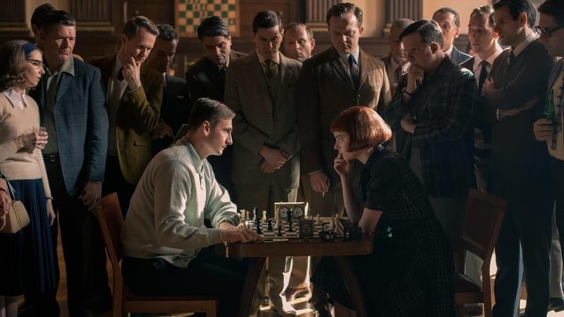 Ход Королевы - Партия в шахматы