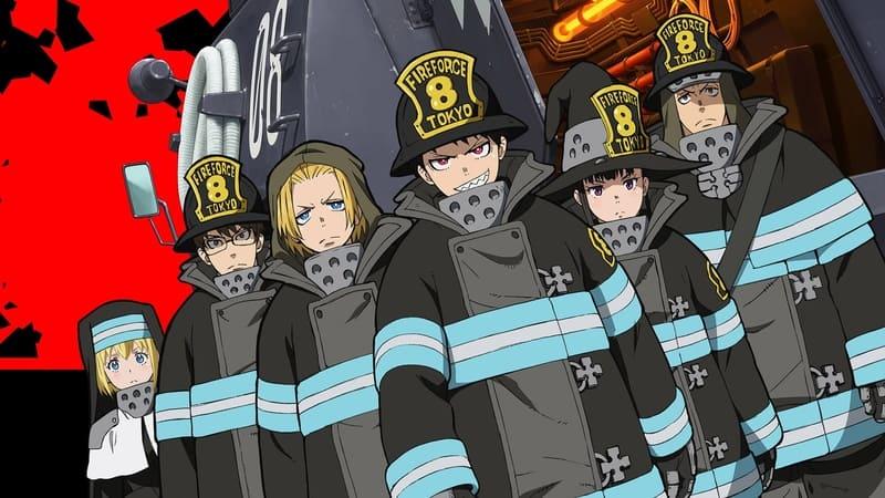 Дата выхода 3 сезона Пламенная бригада пожарных