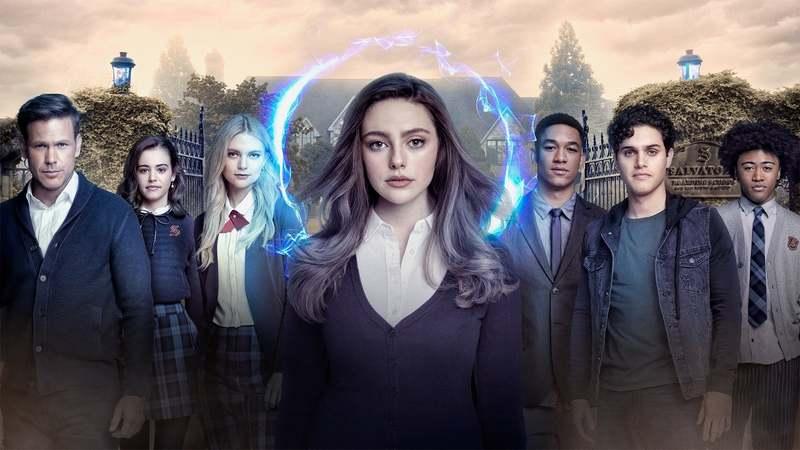 Герои 4 сезона Наследие