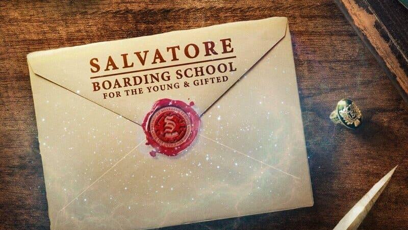 Наследие. Школа Сальваторе