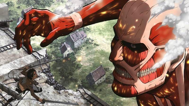 Дата выхода 4 сезона Атаки титанов. Часть 2