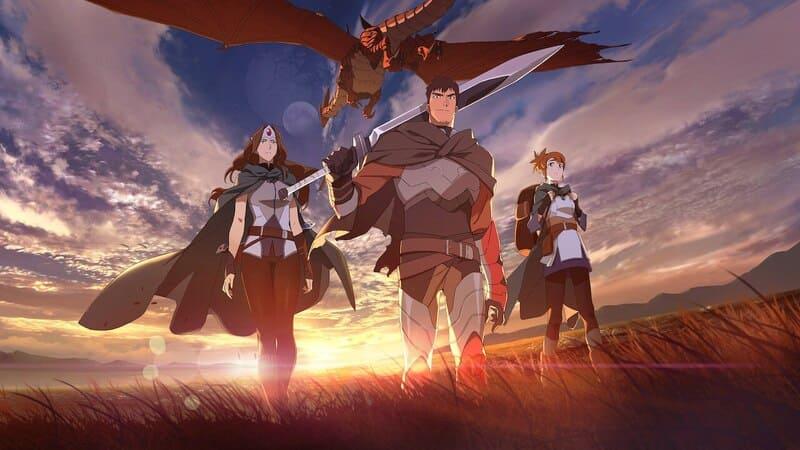 Дата выхода 2 сезона Дота: Кровь дракона