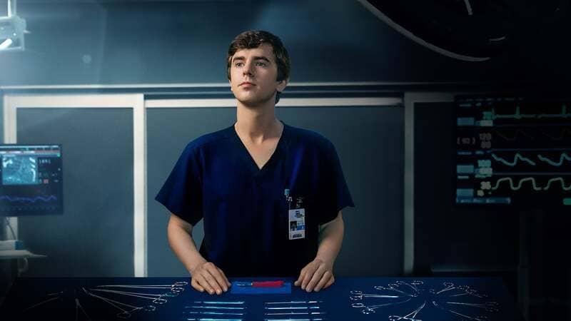 Дата выхода 5 сезона Хороший доктор