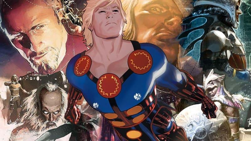 Новые фильмы про Супергероев в 2021-2023 годах и даты их премьер